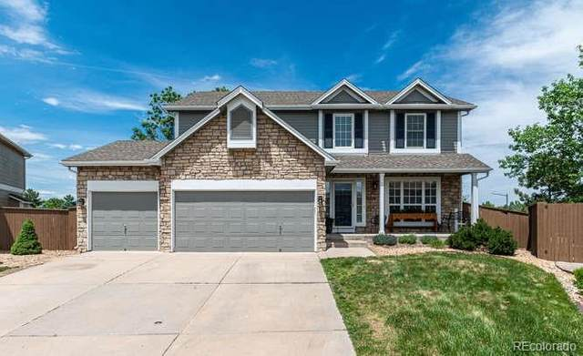 10105 White Oak Way, Highlands Ranch, CO 80129 (#8482304) :: HomeSmart Realty Group