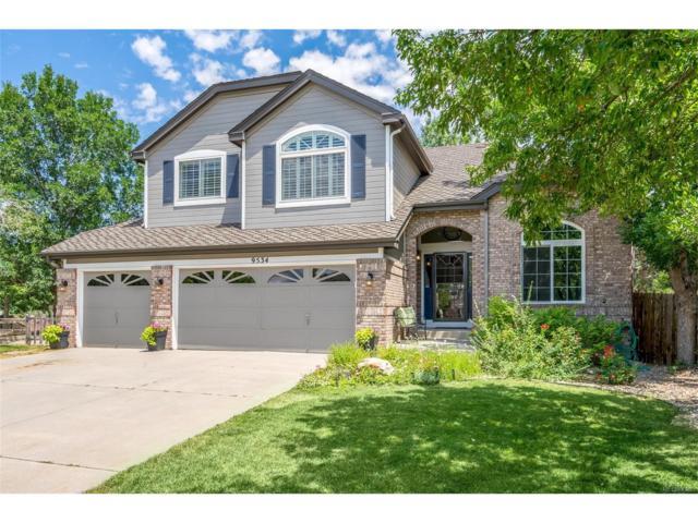 9534 Las Colinas Drive, Lone Tree, CO 80124 (MLS #8482420) :: 8z Real Estate