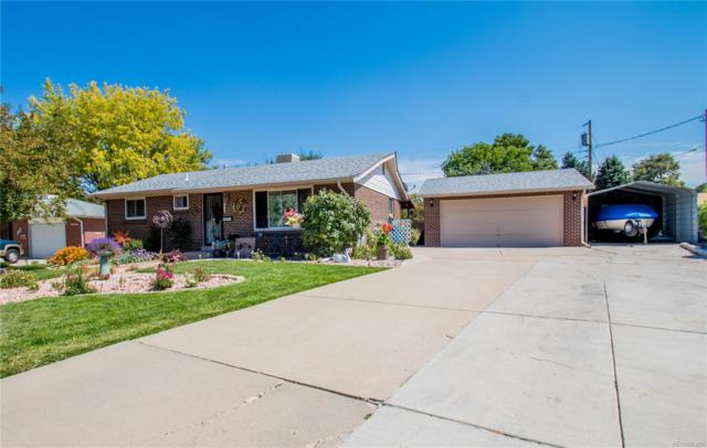 1568 S Dudley Court, Lakewood, CO 80232 (#8482612) :: The Peak Properties Group