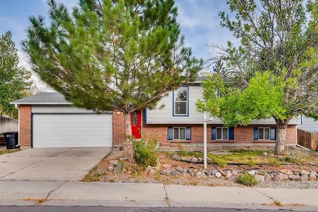 10918 Birch Drive, Thornton, CO 80233 (MLS #8482665) :: Keller Williams Realty