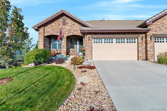 5202 Rialto Drive, Parker, CO 80134 (#8482840) :: My Home Team