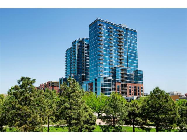 1700 Bassett Street #1322, Denver, CO 80202 (MLS #8483052) :: 8z Real Estate