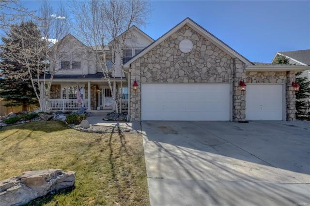 4394 Bobolink Drive, Castle Rock, CO 80109 (#8483170) :: The Pete Cook Home Group