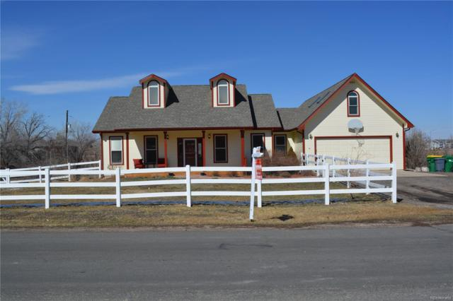 7703 W 98th Avenue, Westminster, CO 80021 (MLS #8483664) :: 8z Real Estate