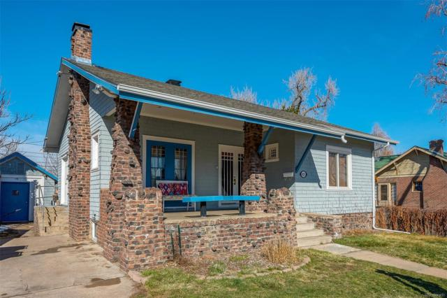 4025 S Lincoln Street, Englewood, CO 80113 (#8483825) :: The Peak Properties Group
