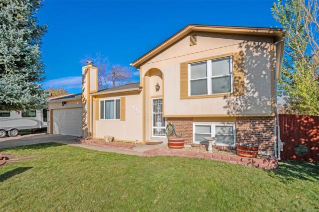 7438 S Teller Street, Littleton, CO 80128 (#8484428) :: House Hunters Colorado
