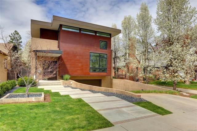 421 Dexter Street, Denver, CO 80220 (#8485351) :: The Griffith Home Team