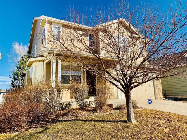 1310 S Duquesne Circle, Aurora, CO 80018 (MLS #8485405) :: Kittle Real Estate