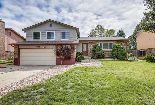 1752 S Granby Street, Aurora, CO 80012 (#8485489) :: The Pete Cook Home Group