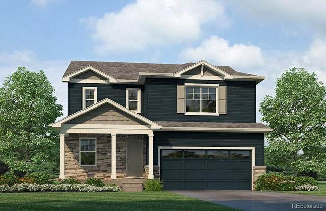 4830 Fiadore Lane, Castle Rock, CO 80104 (MLS #8485583) :: Clare Day with Keller Williams Advantage Realty LLC