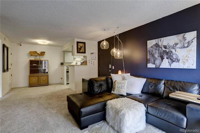 8555 Fairmount Drive C202, Denver, CO 80247 (MLS #8485691) :: Neuhaus Real Estate, Inc.