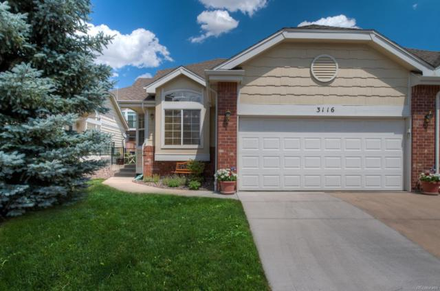 3116 Newport Circle #79, Castle Rock, CO 80104 (#8486016) :: The Griffith Home Team