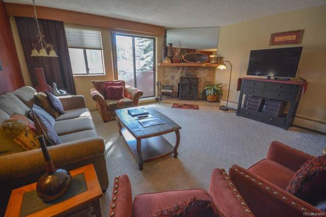 601 Village Road #107, Breckenridge, CO 80424 (MLS #8486623) :: 8z Real Estate