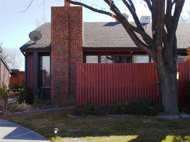 1155 Lakeside Drive #701, Grand Junction, CO 81506 (#8486640) :: Bring Home Denver