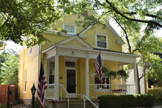448 N Ogden Street, Denver, CO 80218 (#8487067) :: Wisdom Real Estate