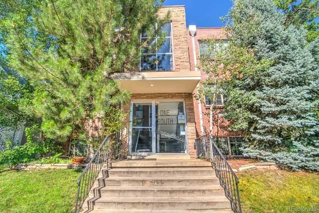 1 S Pennsylvania Street #303, Denver, CO 80209 (#8487310) :: HomePopper