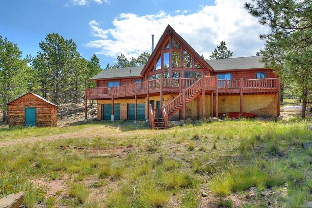 5819 County Road 59, Guffey, CO 80820 (#8487812) :: The DeGrood Team
