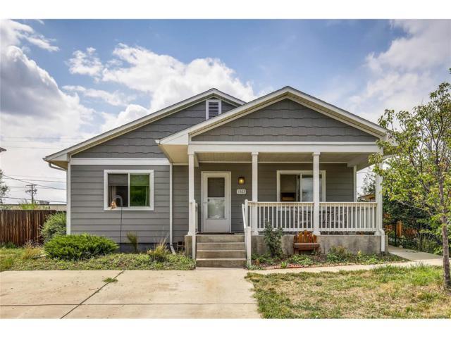 1563 Fenton Street, Lakewood, CO 80214 (MLS #8488790) :: 8z Real Estate