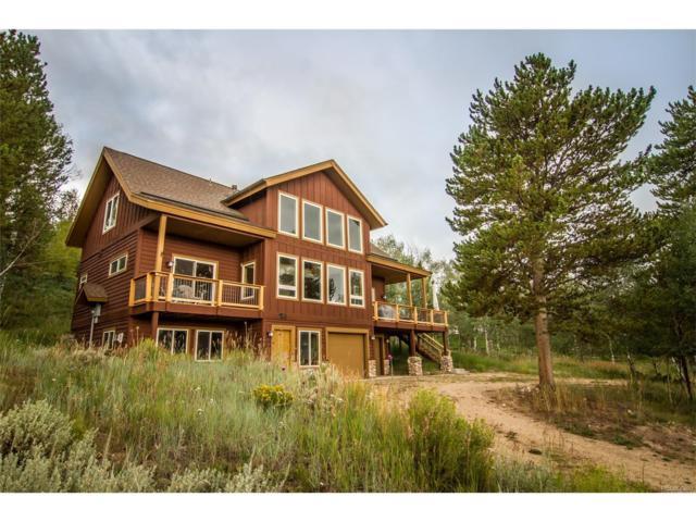 162 Birch Drive, Granby, CO 80446 (MLS #8488941) :: 8z Real Estate