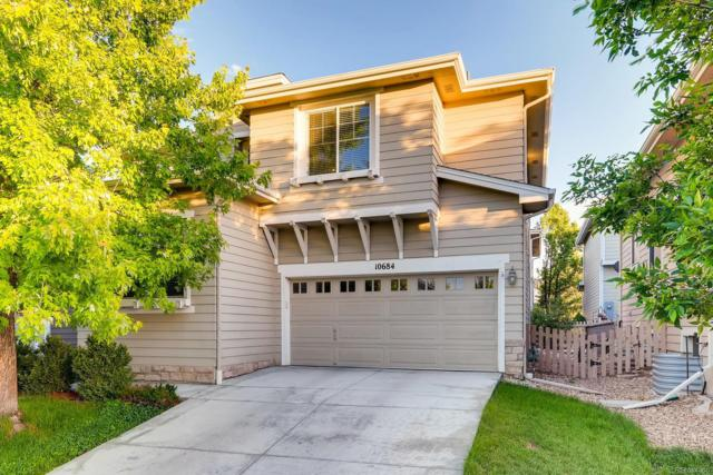 10684 Cherrybrook Circle, Highlands Ranch, CO 80126 (#8489000) :: The HomeSmiths Team - Keller Williams