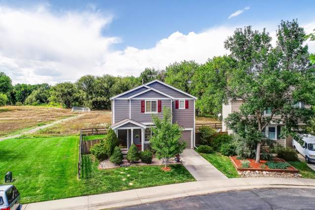 4283 W Kenyon Avenue, Denver, CO 80236 (#8489201) :: The DeGrood Team