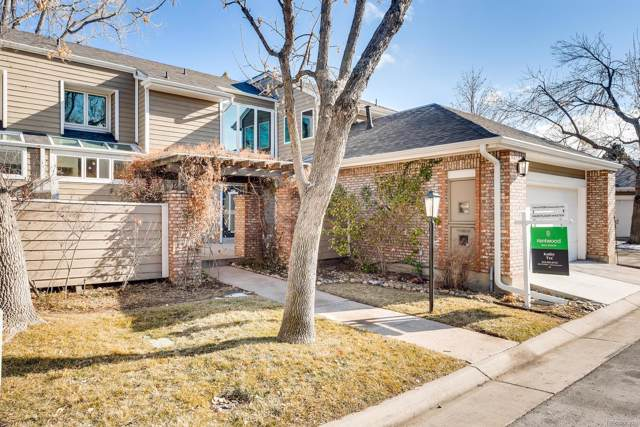 4728 E Pinewood Place #30, Centennial, CO 80121 (MLS #8489211) :: 8z Real Estate