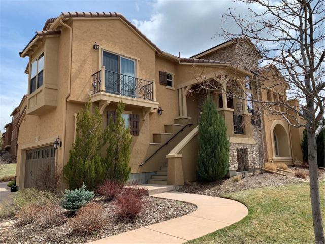 9139 Viaggio Way, Highlands Ranch, CO 80126 (#8489359) :: The Dixon Group