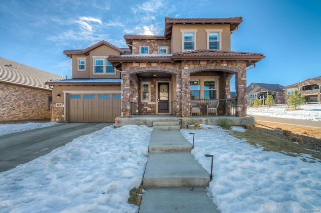 1066 Starglow Place, Highlands Ranch, CO 80126 (MLS #8489439) :: Bliss Realty Group