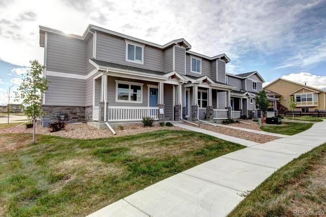 6116 Summit Peak Court #108, Frederick, CO 80516 (#8489640) :: The Healey Group
