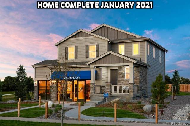 435 N Old Hammer Street, Aurora, CO 80018 (#8489741) :: Re/Max Structure