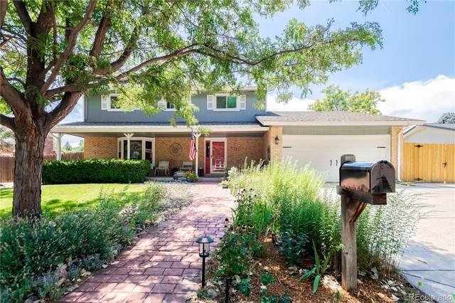 6412 W Fremont Drive, Littleton, CO 80128 (#8490003) :: Wisdom Real Estate