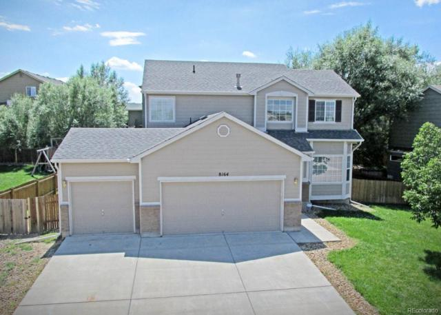 8164 Meadowcrest Drive, Fountain, CO 80817 (MLS #8490549) :: 8z Real Estate