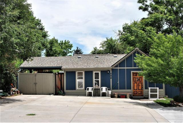 248 N Newton Street, Denver, CO 80219 (MLS #8490745) :: 8z Real Estate