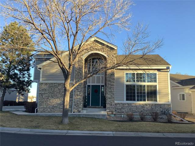 7400 W Grant Ranch Boulevard #26, Littleton, CO 80123 (#8490766) :: The Gilbert Group