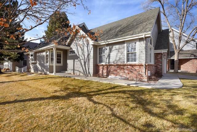 5695 W Iliff Drive, Lakewood, CO 80227 (#8490782) :: The Scott Futa Home Team