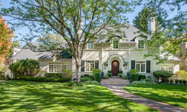 6 Crestmoor Drive, Denver, CO 80220 (#8490925) :: Sellstate Realty Pros