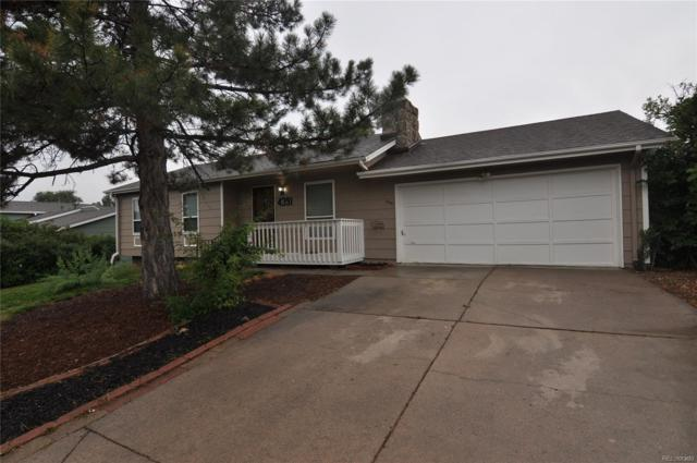 4391 S Wright Court, Morrison, CO 80465 (#8490968) :: Bring Home Denver