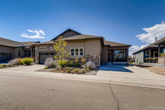 3617 New Haven Circle, Castle Rock, CO 80109 (#8491329) :: Own-Sweethome Team