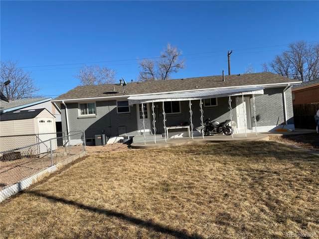 6647 Niagara Street, Commerce City, CO 80022 (MLS #8491463) :: 8z Real Estate