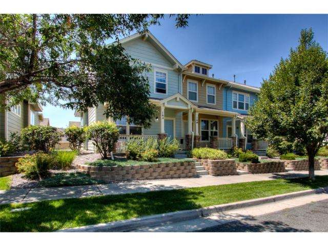 15612 E 96th Way 16A, Commerce City, CO 80022 (MLS #8491585) :: 8z Real Estate