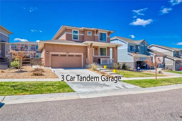 26924 E Quarto Place, Aurora, CO 80016 (MLS #8492221) :: 8z Real Estate