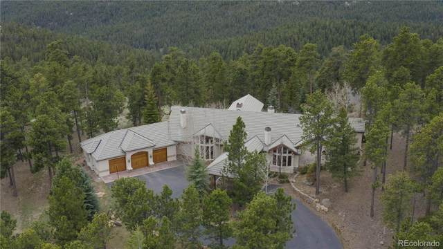 31483 Morning Star Drive, Evergreen, CO 80439 (MLS #8492258) :: 8z Real Estate
