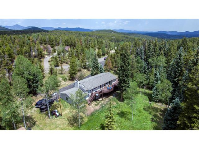 9494 Marauder Drive, Conifer, CO 80433 (MLS #8492623) :: 8z Real Estate