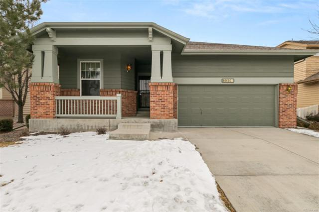 3396 W 126th Drive, Broomfield, CO 80020 (#8493622) :: The Heyl Group at Keller Williams