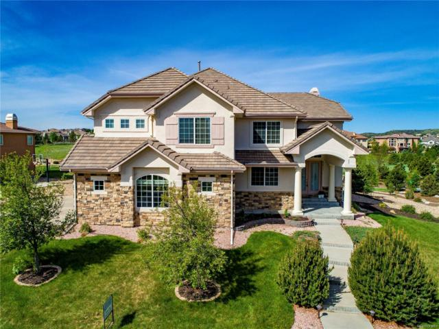 5673 Vistancia Drive, Parker, CO 80134 (#8493730) :: Wisdom Real Estate
