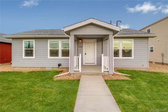 1519 Canal Street, Fort Morgan, CO 80701 (MLS #8494249) :: 8z Real Estate