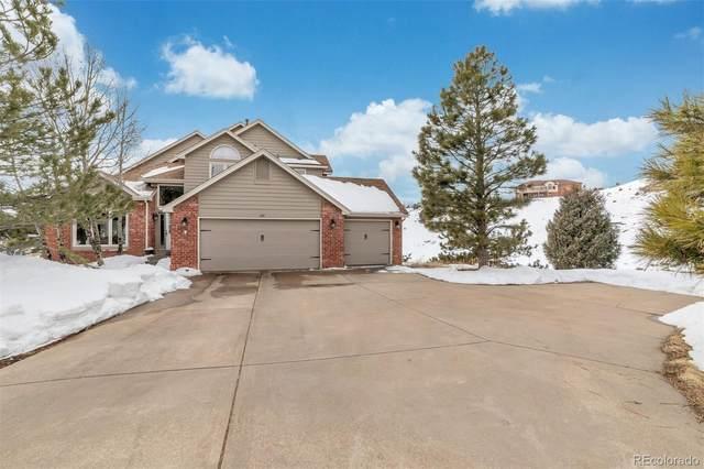 495 Mount Vernon Circle, Golden, CO 80401 (#8494266) :: Bring Home Denver with Keller Williams Downtown Realty LLC