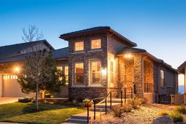 10701 Featherwalk Way, Highlands Ranch, CO 80126 (#8494437) :: The Pete Cook Home Group