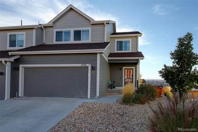 2525 Valley Oak Road, Castle Rock, CO 80104 (MLS #8494936) :: 8z Real Estate