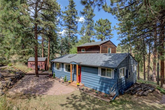 334 Spruce Road, Golden, CO 80401 (#8494944) :: Wisdom Real Estate